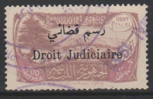1932 Judicial Court Fees 200pia DD S62