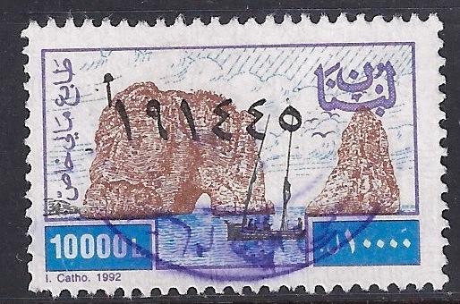1992 Passports 10,000L DD Z Raouche