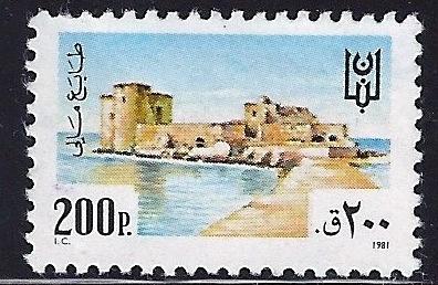 1981 200p Fiscal Sidon 161361237170