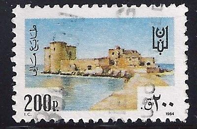 1984 200p Fiscal Sidon 161361237170